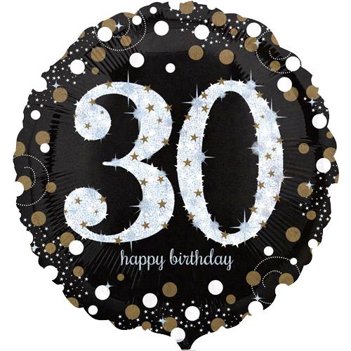30ste verjaardag ballon