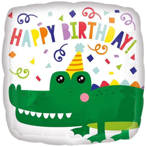 Gator Happy Birthday