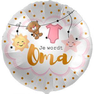 Je wordt Oma!